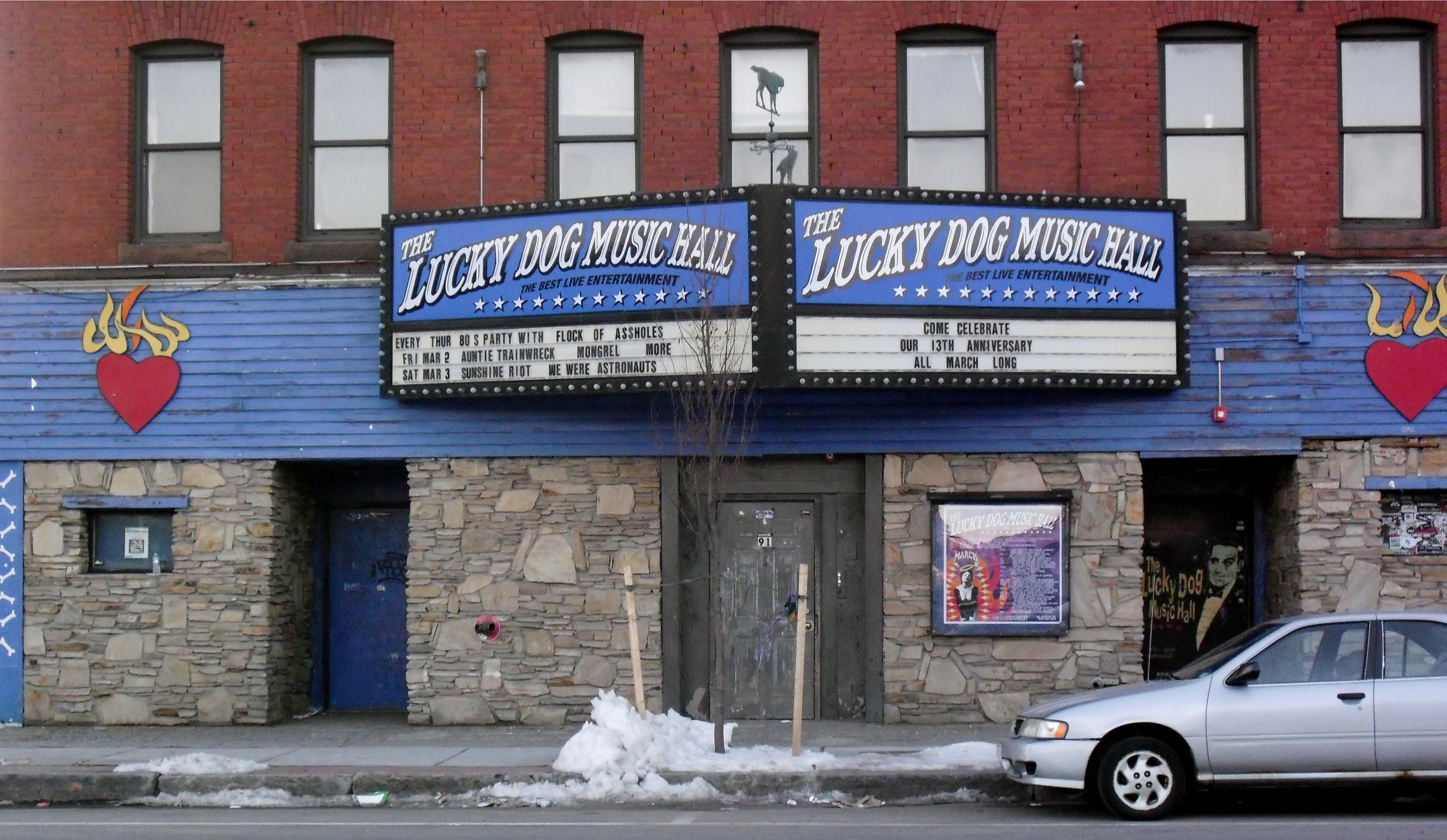 Lucky Dog Music Hall Toys For Tots