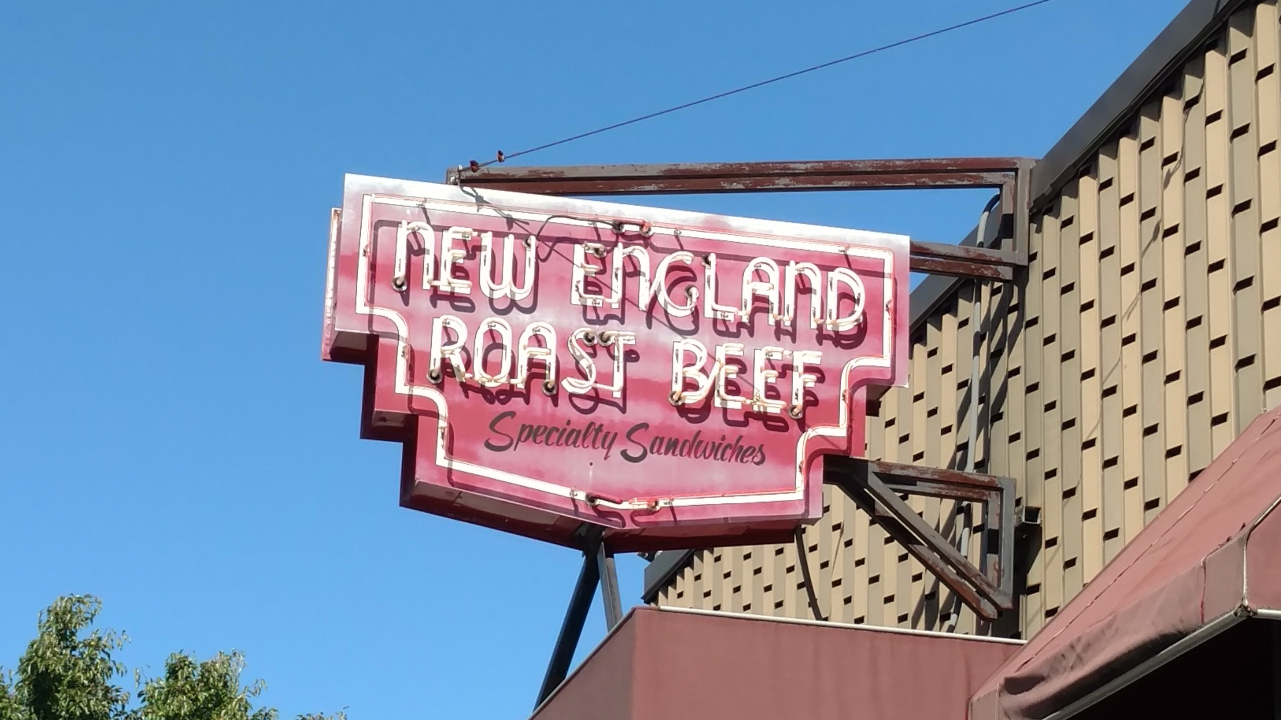 New England Roast Beef, Park Ave, Worcester