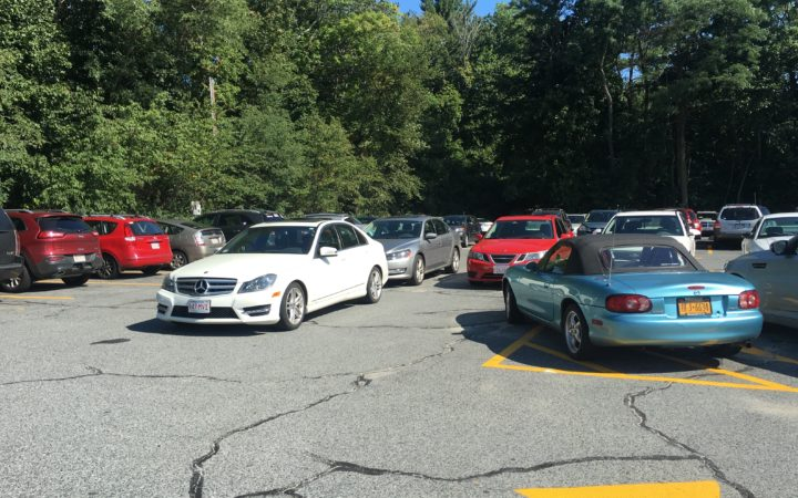 'Parking Predators' Create Traffic on Campus