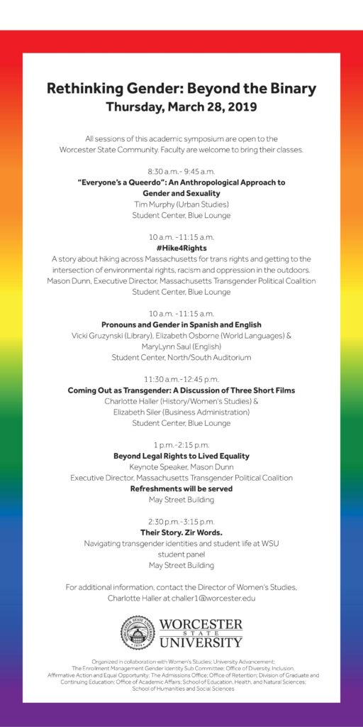 Beyond the Binary: An All-Day Academic Symposium | New